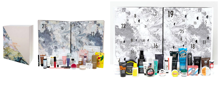 ASOS Adventskalender 2017