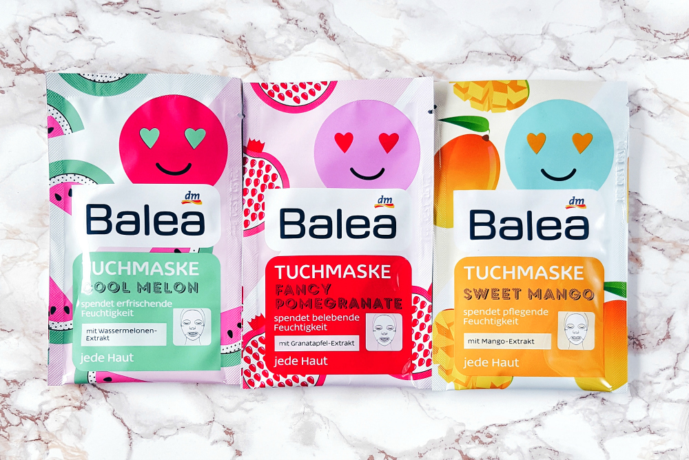 Balea Tuchmaske Review