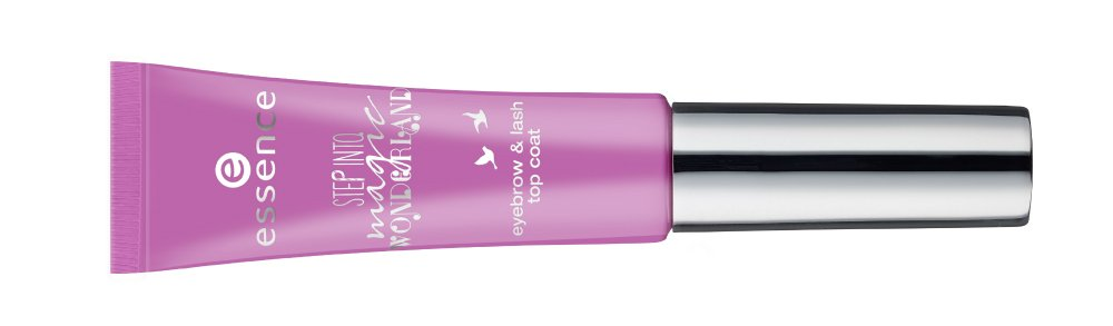 essence step into magic wonderland limited edition eyebrow & lash top coat