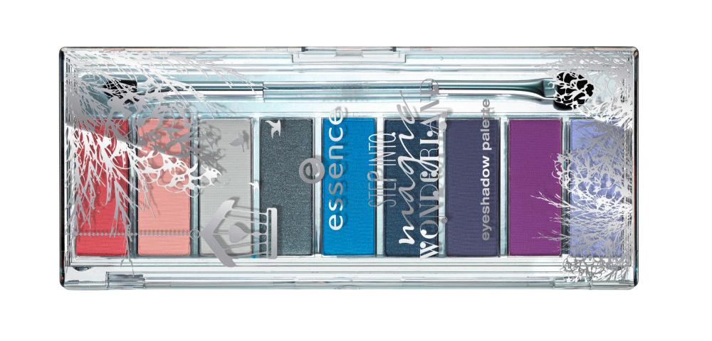 essence step into magic wonderland limited edition eyeshadow palette