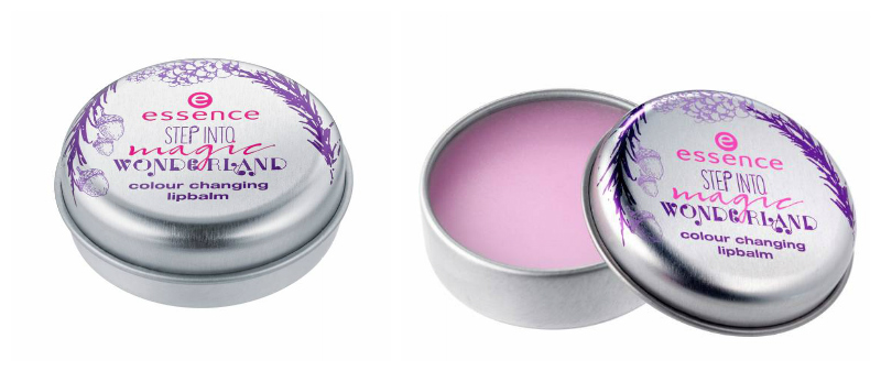 essence step into magic wonderland limited edition colour changing lipbalm