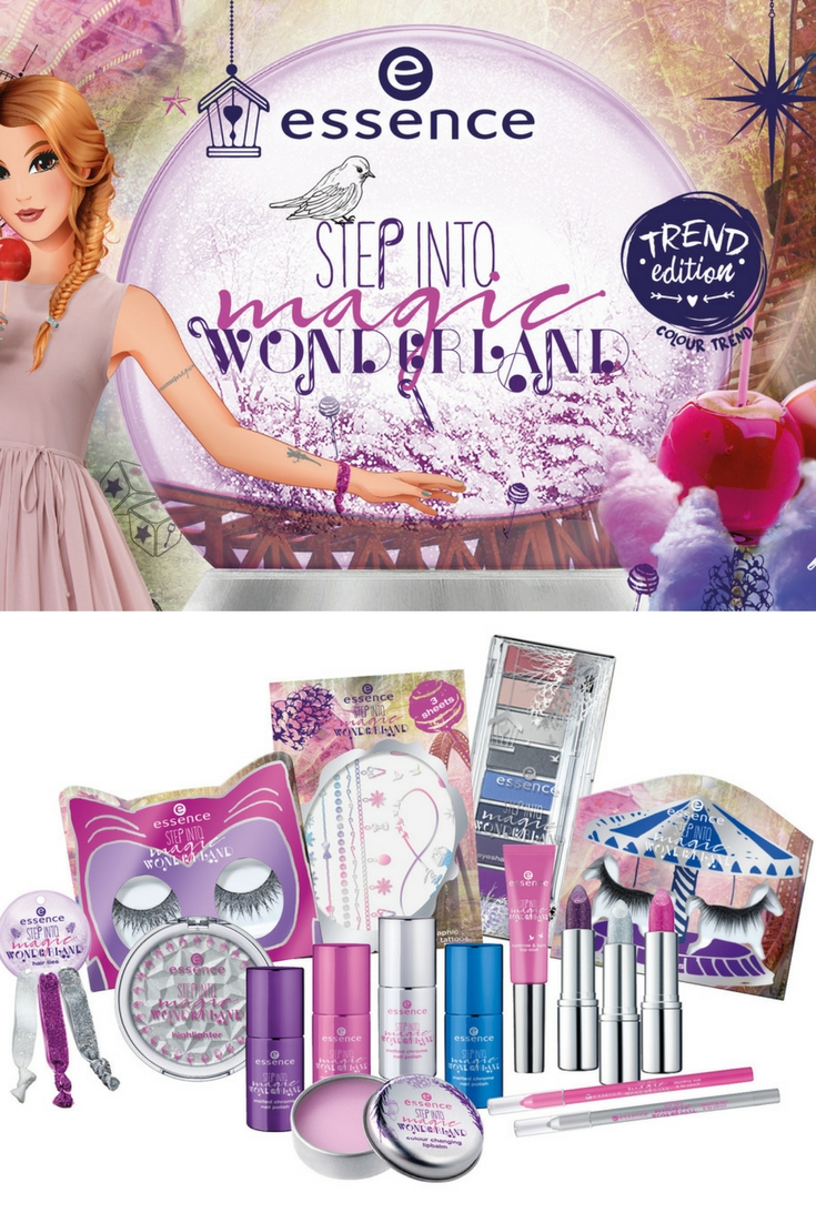Preview der Essence Step into Magic Wonderland Limited Edition!