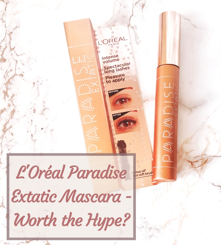 L'Oréal Paradise Extatic Mascara – worth the hype?