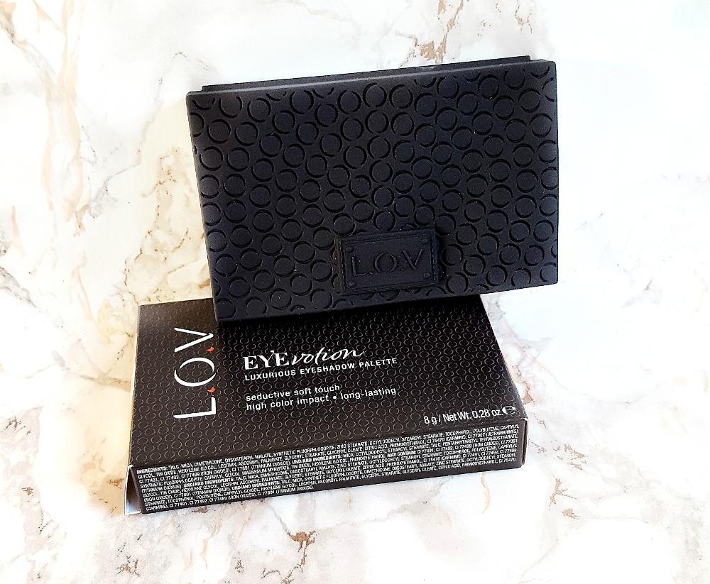 LOV Cosmetics Eyevotion Eyeshadow Palette