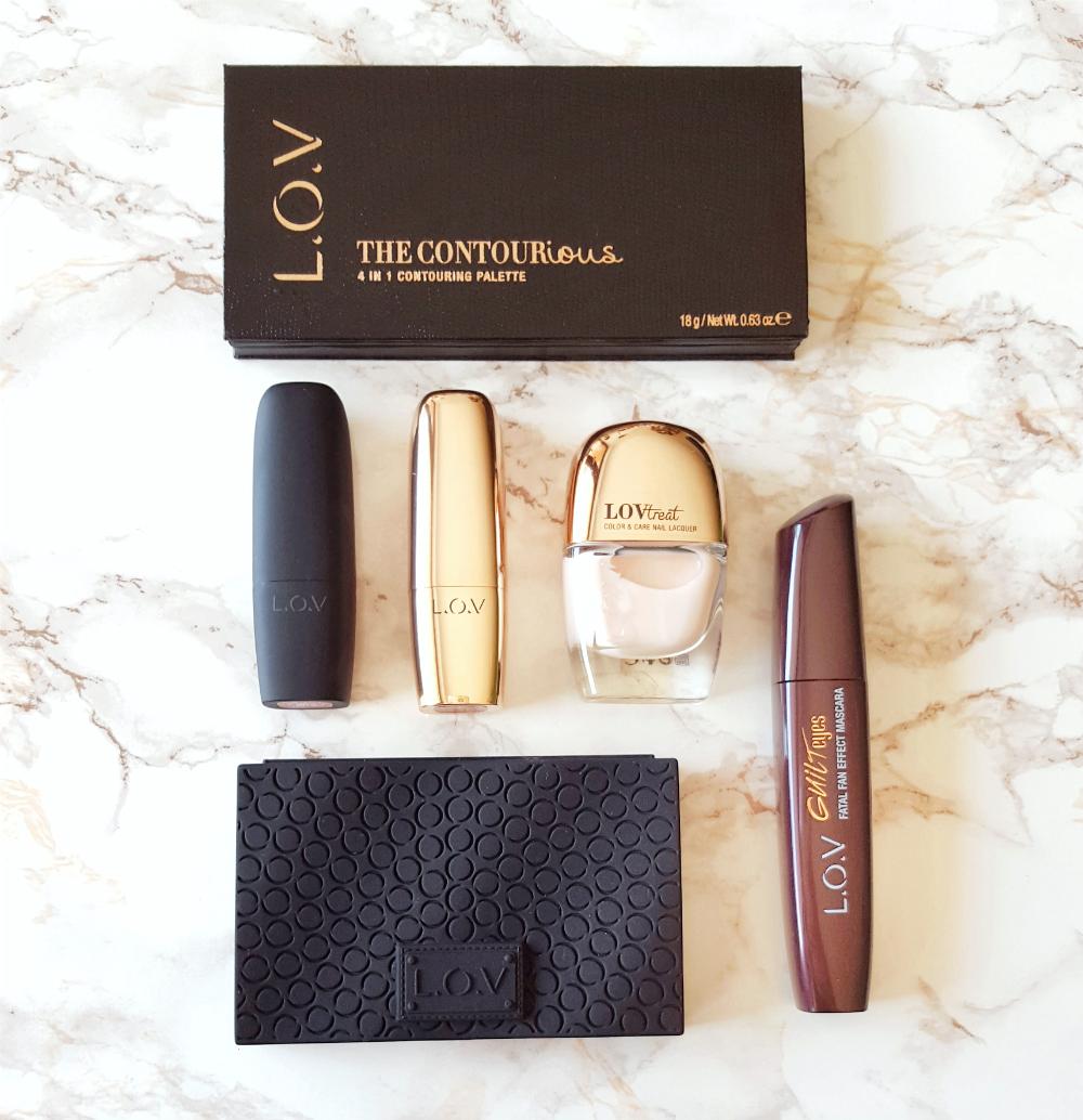 LOV Cosmetics, L.O.V Makeup