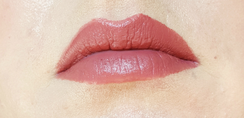 LOV Cosmetics Lip Affair matte Love Potion Swatch