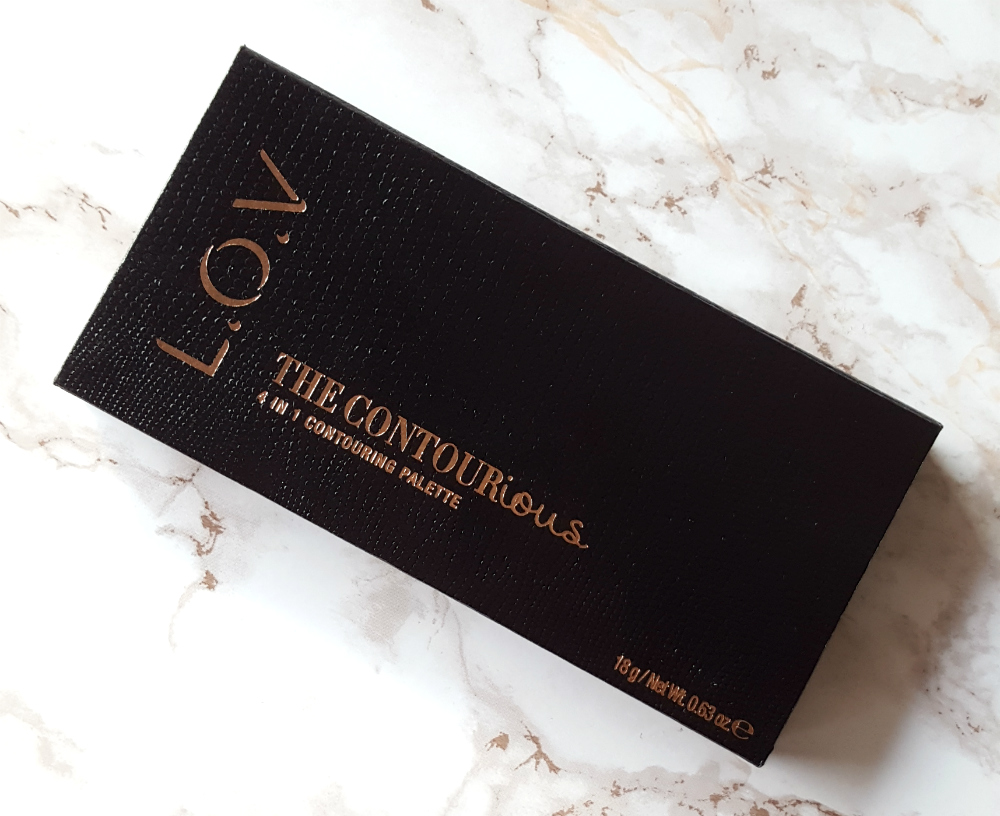 LOV Cosmetics The Contourious Palette
