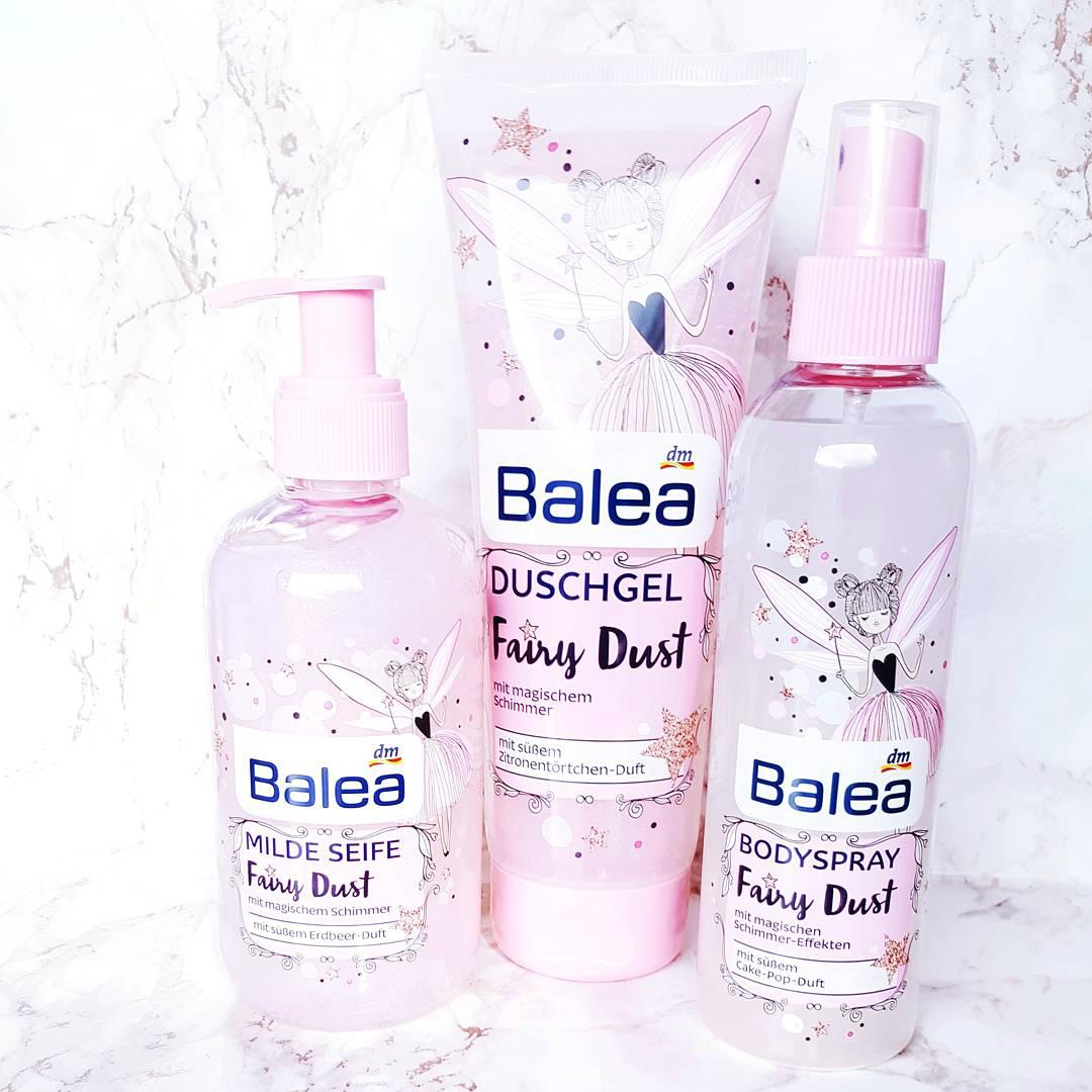 Balea Fairy Dust Limited Edition