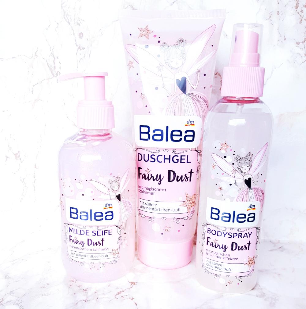 Balea Fairy Dust Limited Edition Test