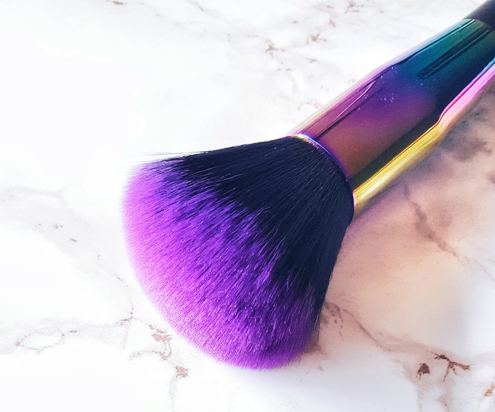 ebelin Purple Paradise XXL Puderpinsel