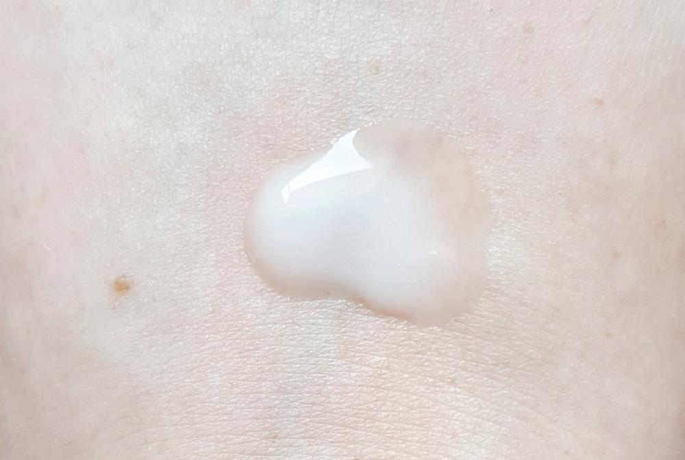 Ärztin Klaren lotion texture