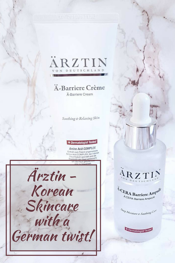 Ärztin - Korean skincare with a German twist!