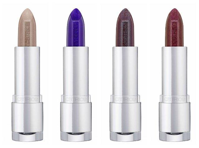 Catrice HOLO graphic It Pieces Frühling 2018 Prisma Chrome Lipstick