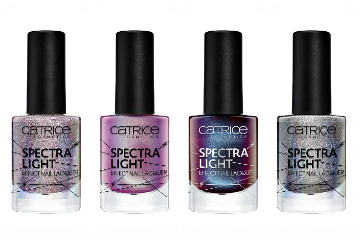 Catrice HOLO graphic It Pieces Frühling 2018 Spectra Light Effect Nail Lacquer