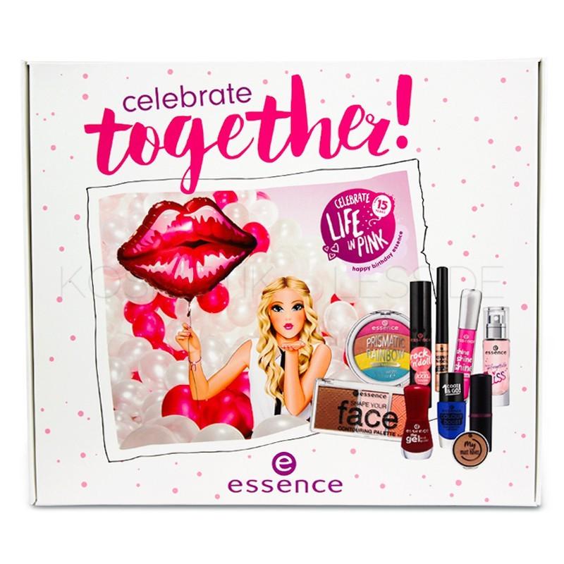 Geschenkideen Weihnachten Essence Beauty Box