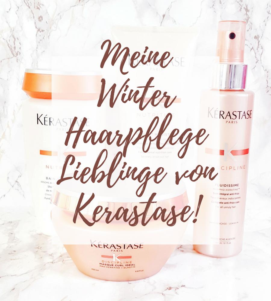 Winter Haarpflege Lieblinge von Kérastase