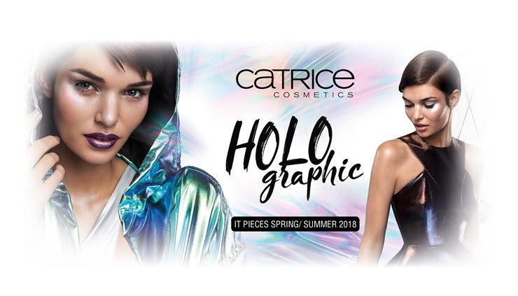 Catrice HOLO graphic It Pieces Frühling 2018 Beauty News