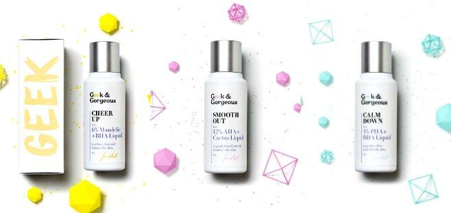 5 Indie Kosmetik Marken 2018 Geek & Gorgeous