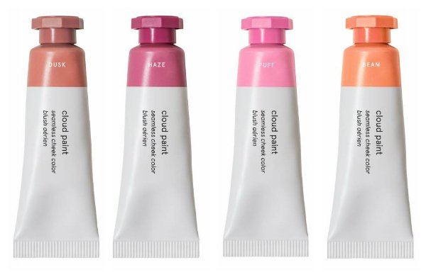 5 Indie Kosmetik Marken Glossier Cloud Paint