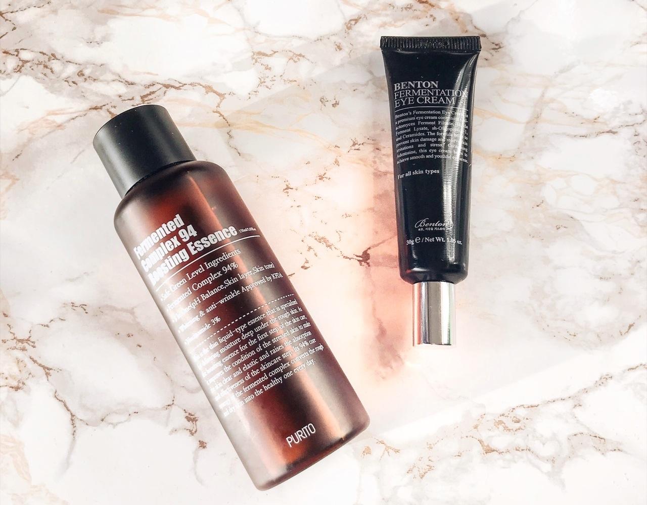 K-beauty skincare trends 2018 fermented skincare