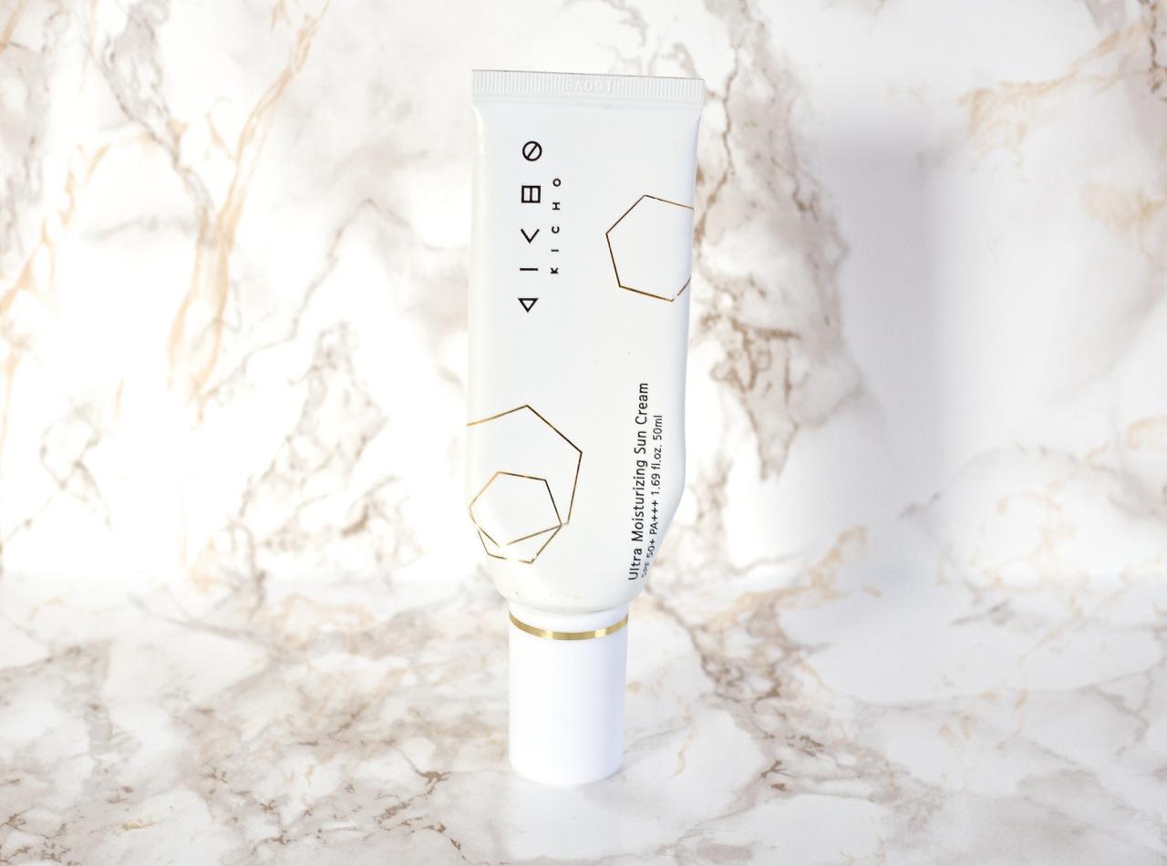 K-Beauty Empties Januar 2018 Kicho Ultra Moisturizing Sun Cream