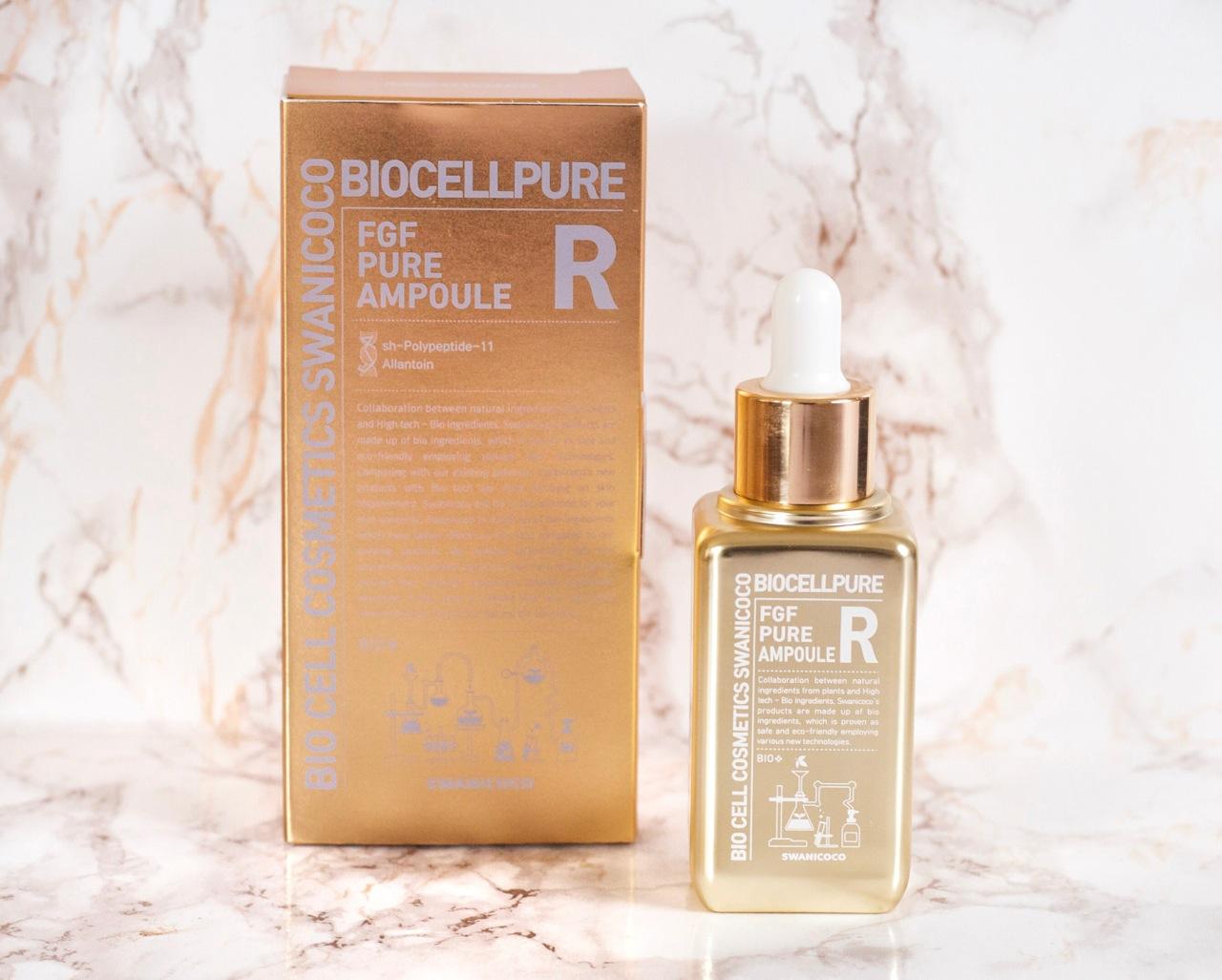 Swanicoco FGF Pure Ampoule R Korean skincare