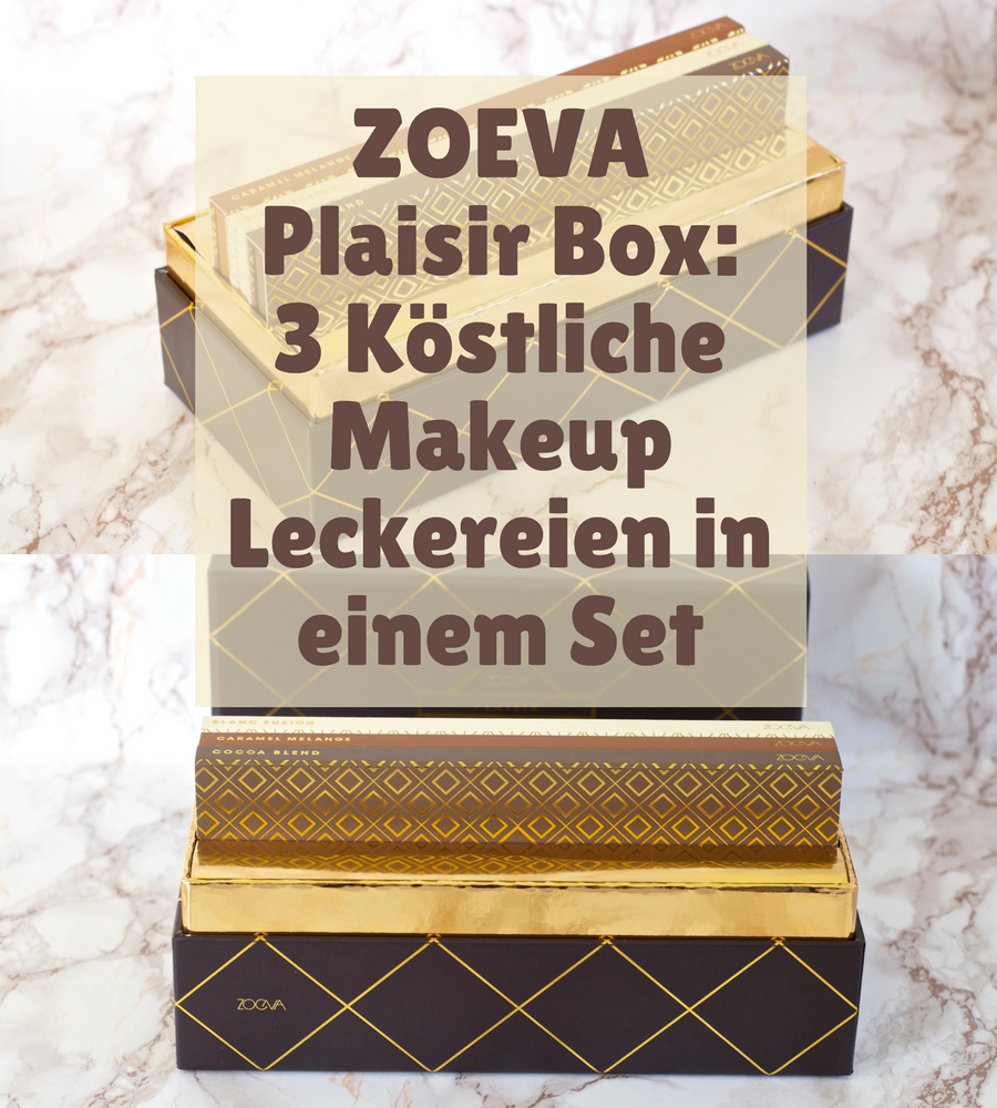 ZOEVA Plaisir Box Review