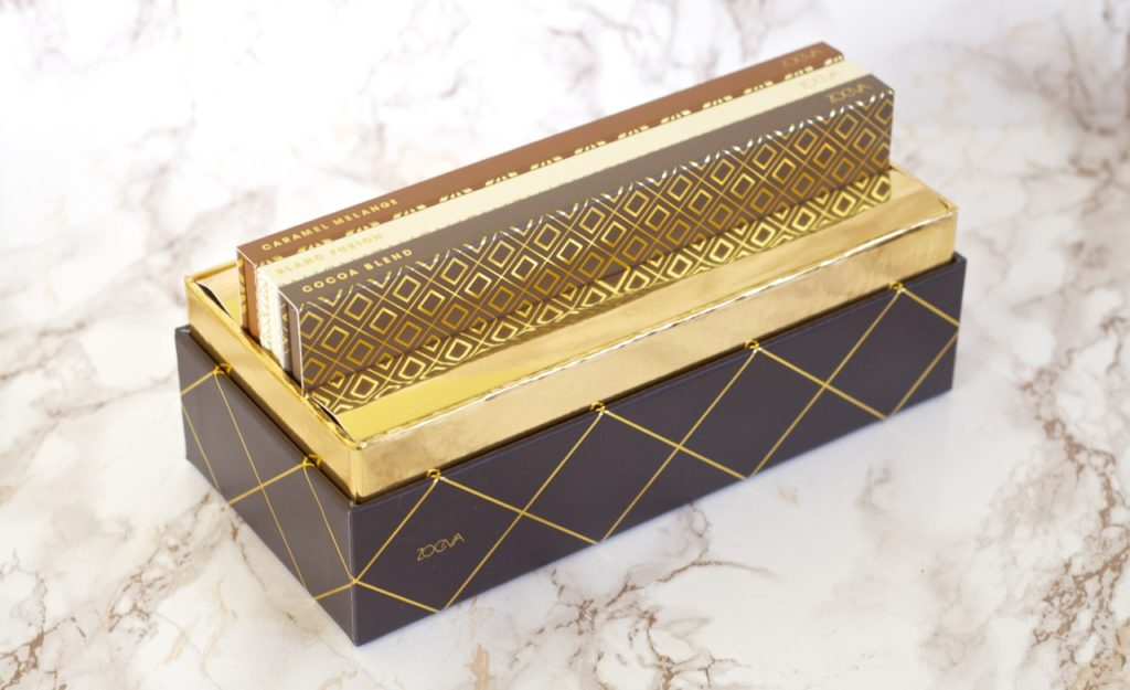 ZOEVA Plaisir Box Lidschattenset