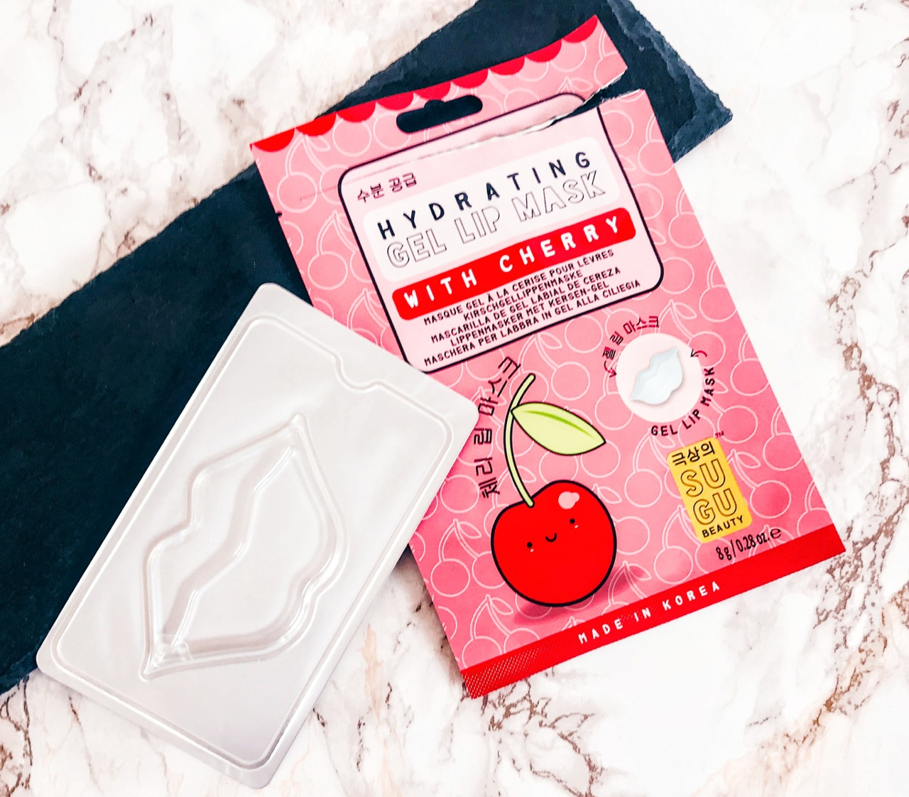 Sugu Beauty Hydrating Gel Lip Mask Review