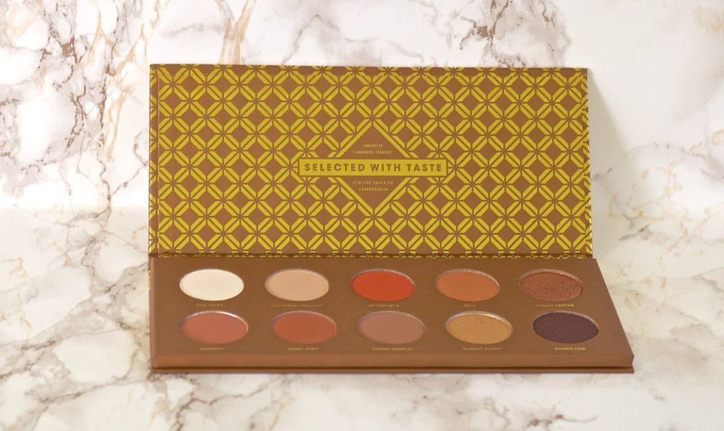 ZOEVA Plaisir Box Caramel Melange
