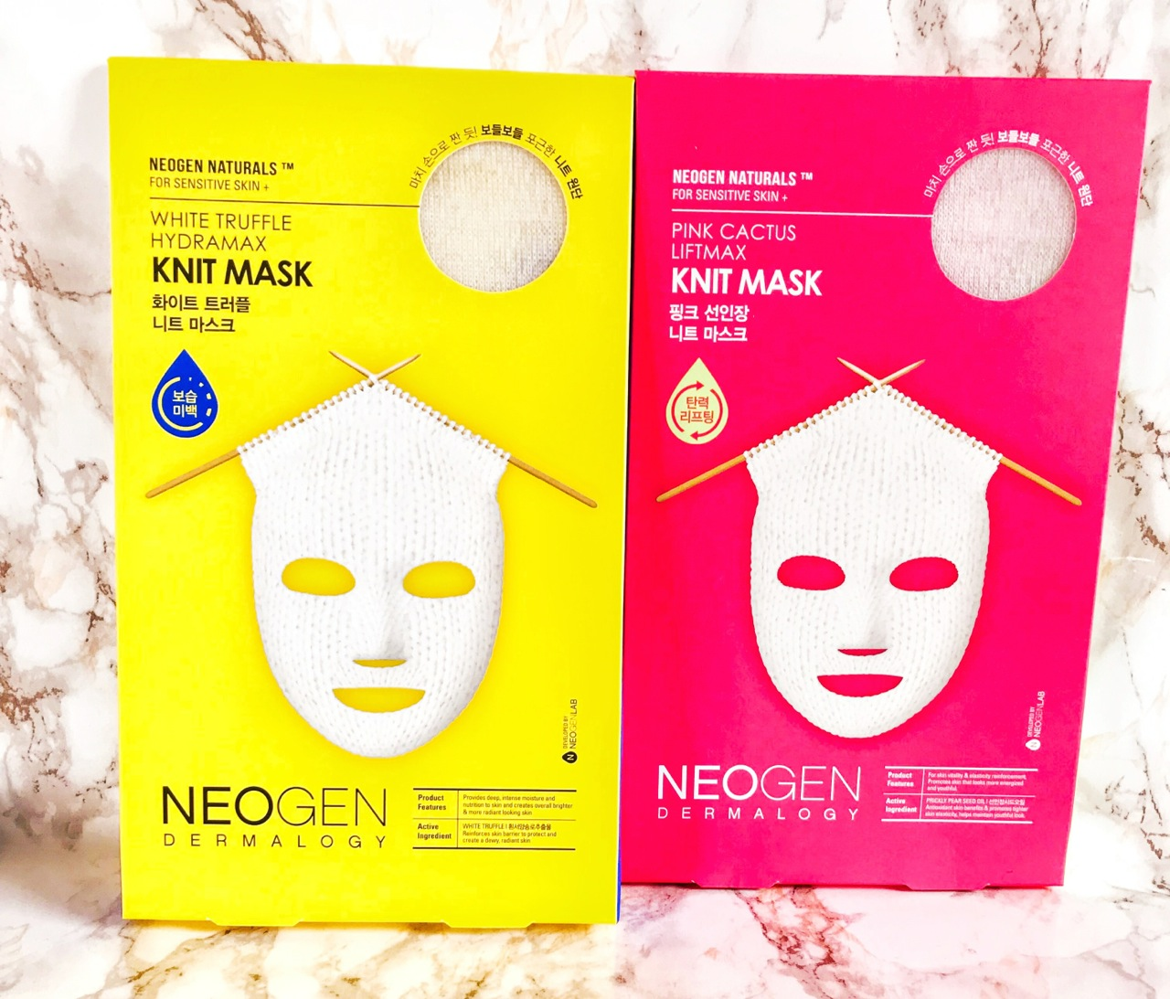 Neogen Knit Masks Review