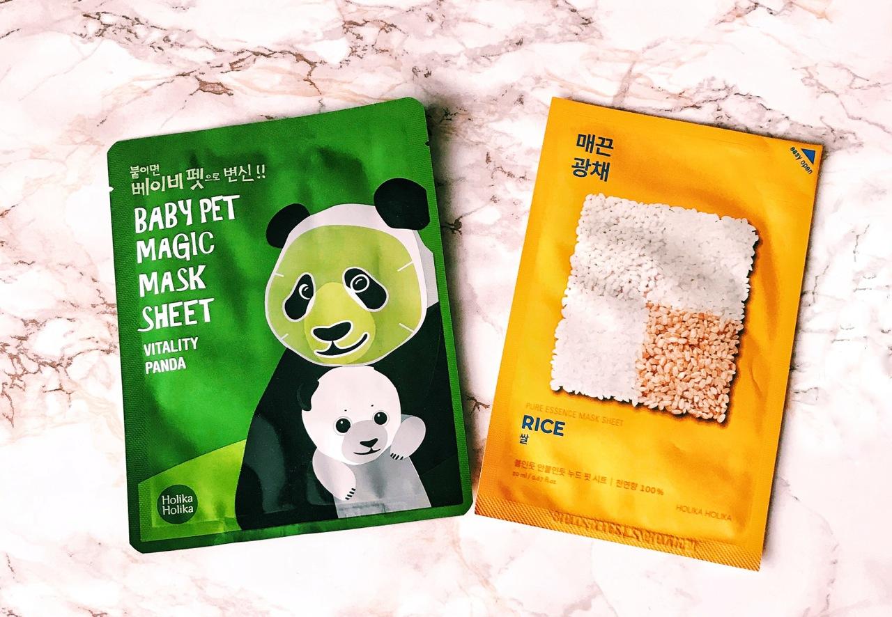 K Beauty Findet Ihr Ab Jetzt Auch Bei Lookfantasticde 5 Holika Pure Essence Mask Sheet Pearl Koreanische Kosmetik Bestellen Die