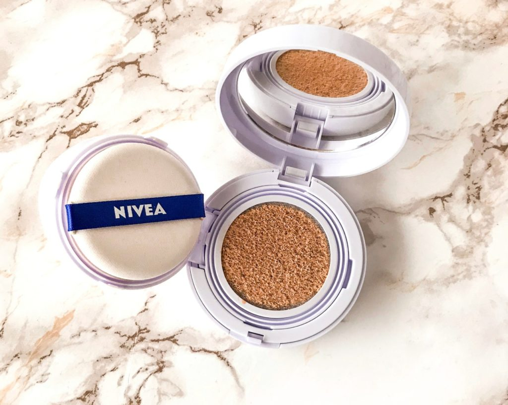 Nivea Hyaluron Cellular Filler 3in1 Pflege Cushion Erfahrungen