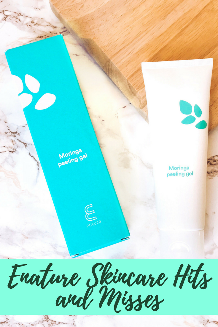 [ENG] Enature Skincare Hits and Misses: K-Beauty Review