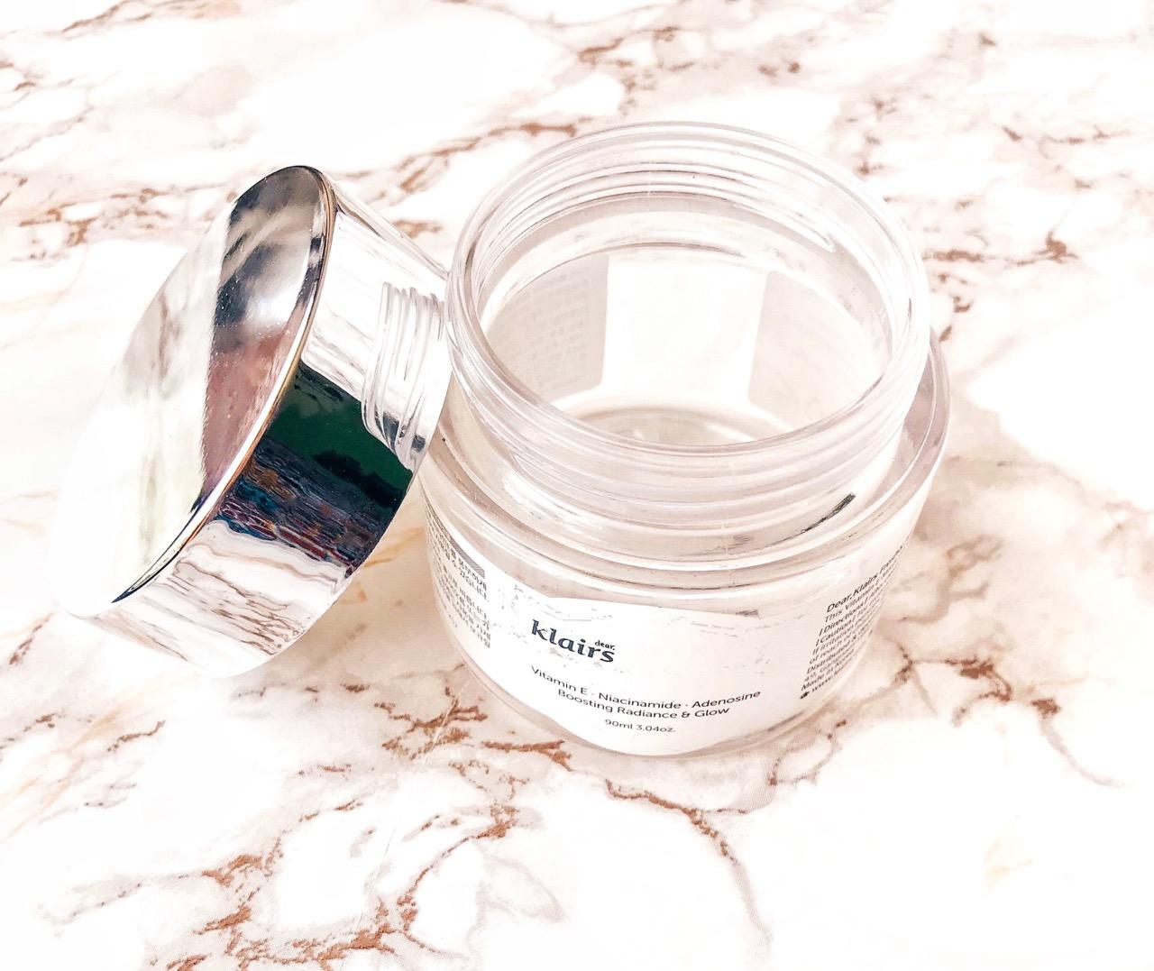 K-Beauty Empties Juni 2018 Klairs Freshly Juiced Vitamin E Mask