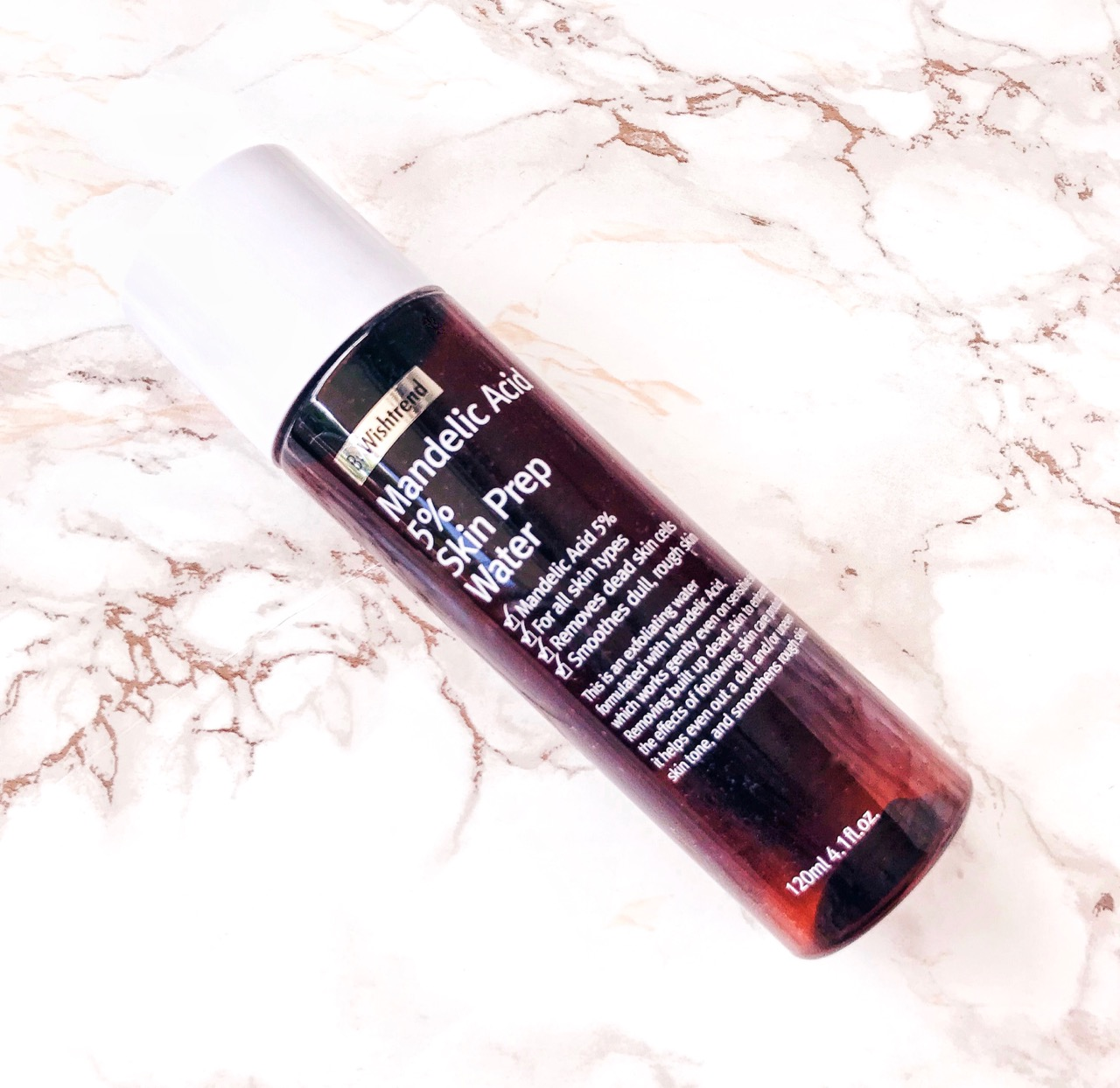 K-Beauty Empties Juni 2018 By Wishtrend Mandelic Acid 5% Skin Prep Water