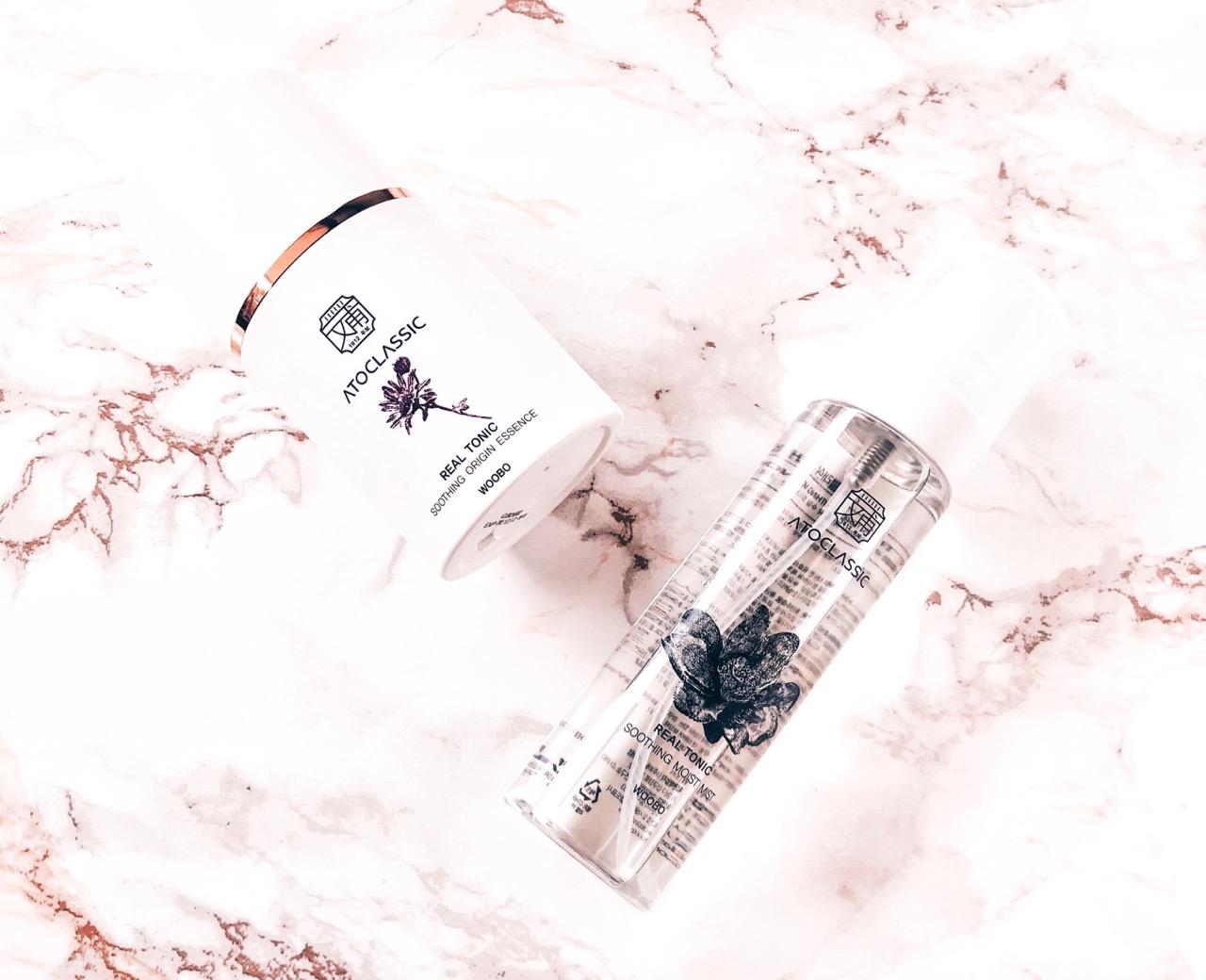 Atoclassic Skin Calming Set K-beauty review