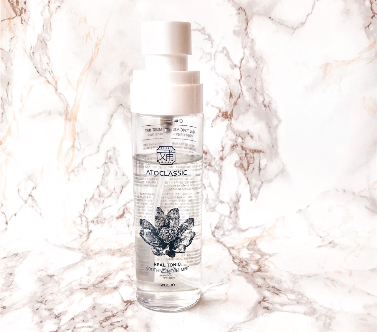 Atoclassic Real Tonic Soothing Moist Mist review