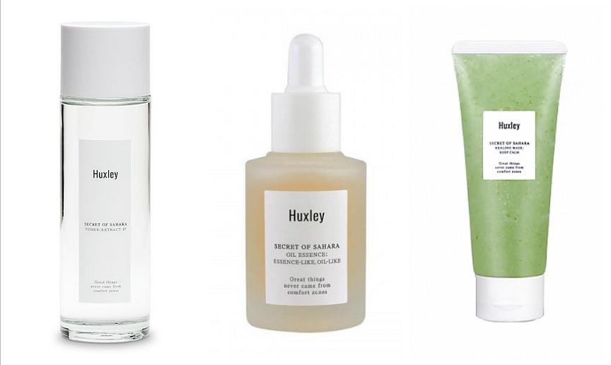 Koreanische Kosmetik bei Douglas: Huxley