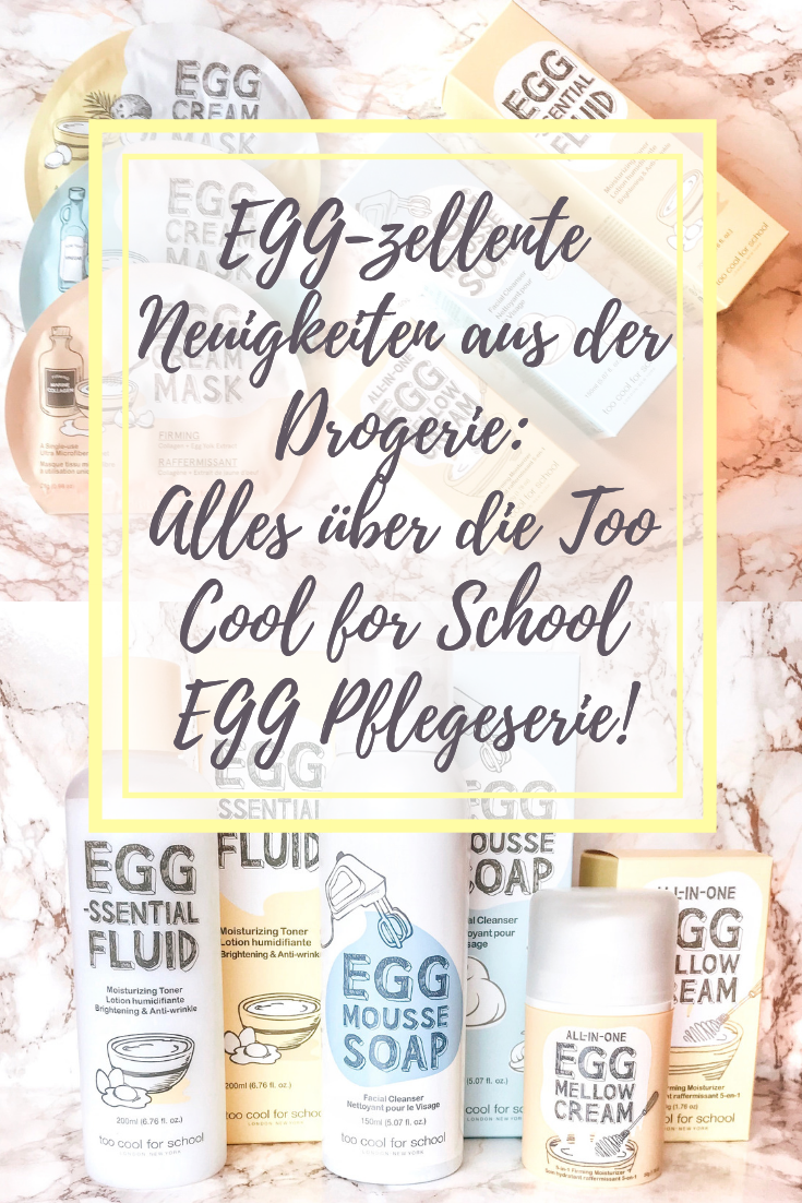 Alles über die Too Cool For School EGG Pflegeserie!