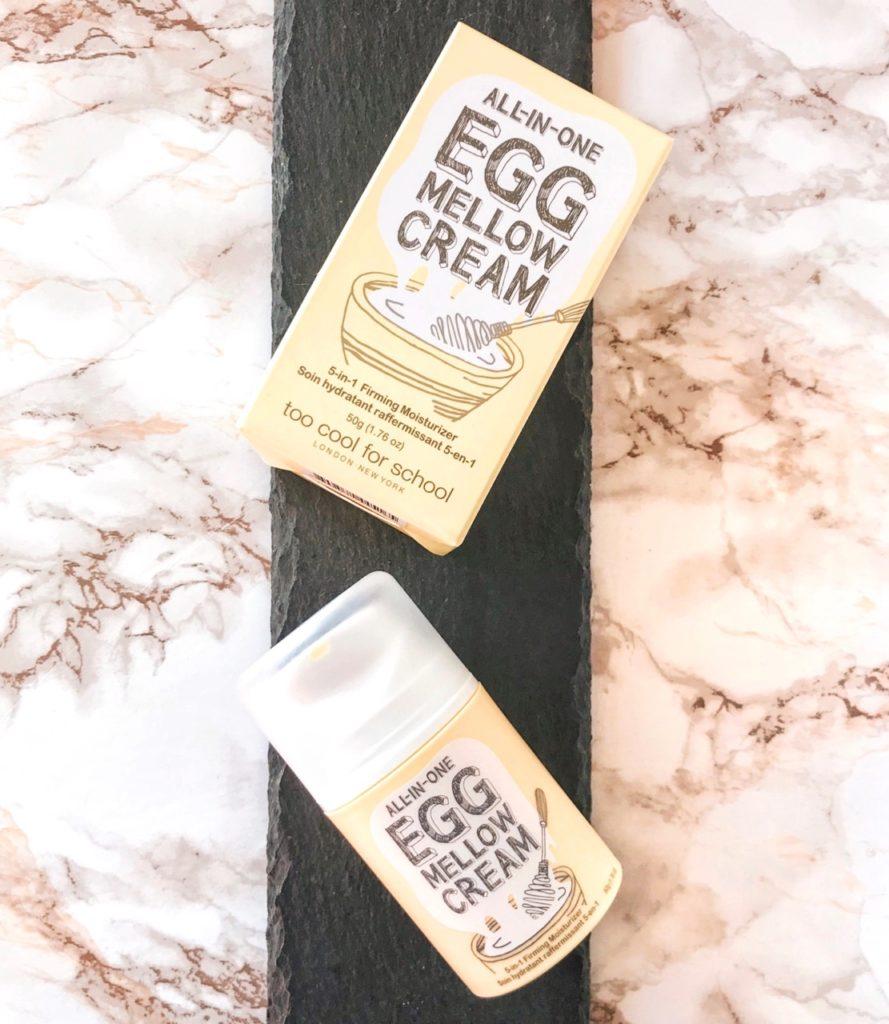 Too Cool For School EGG Mellow Cream koreanische Kosmetik