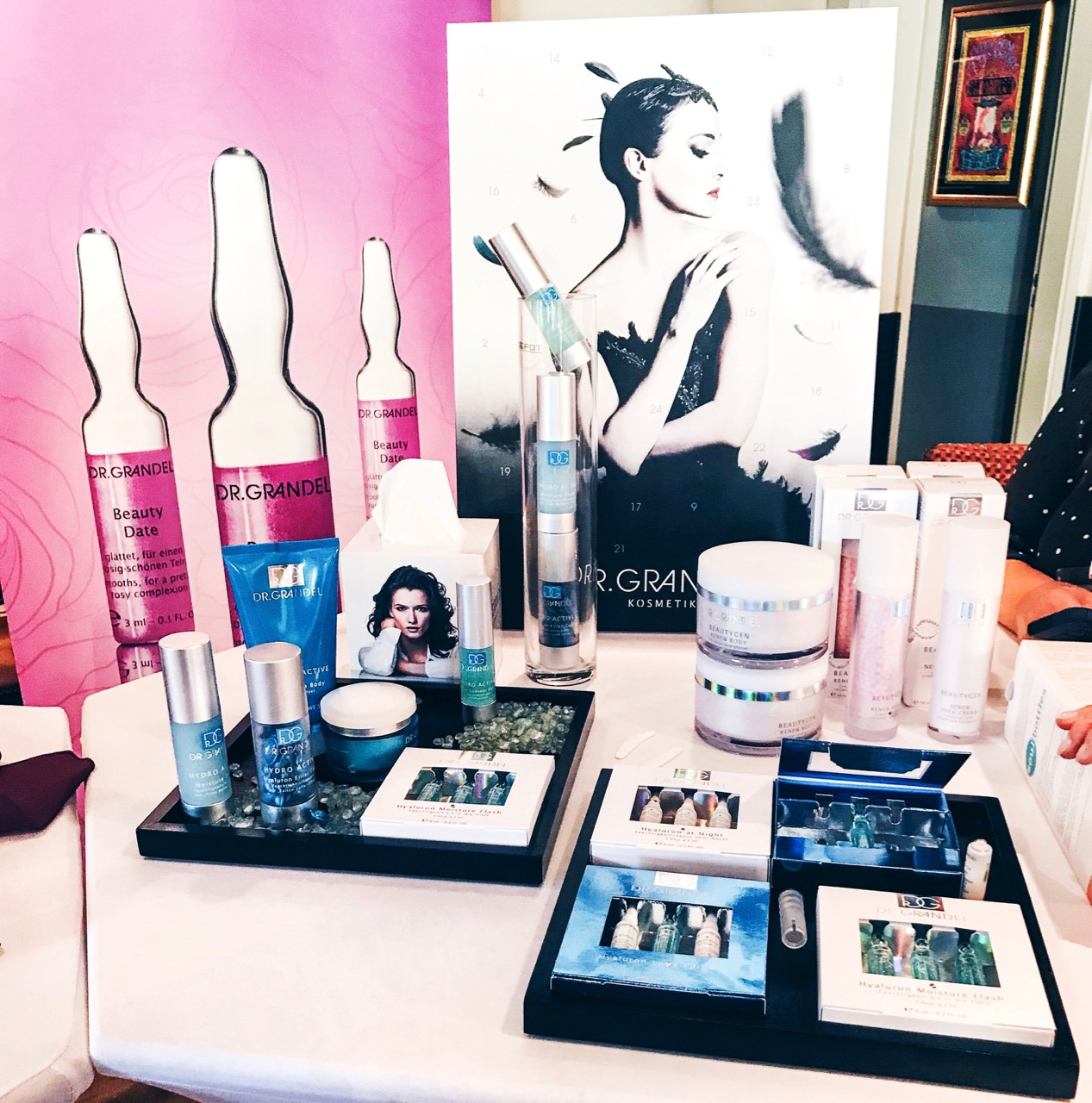 Beautypress Blogger Event Oktober 2018 - Dr Grandel