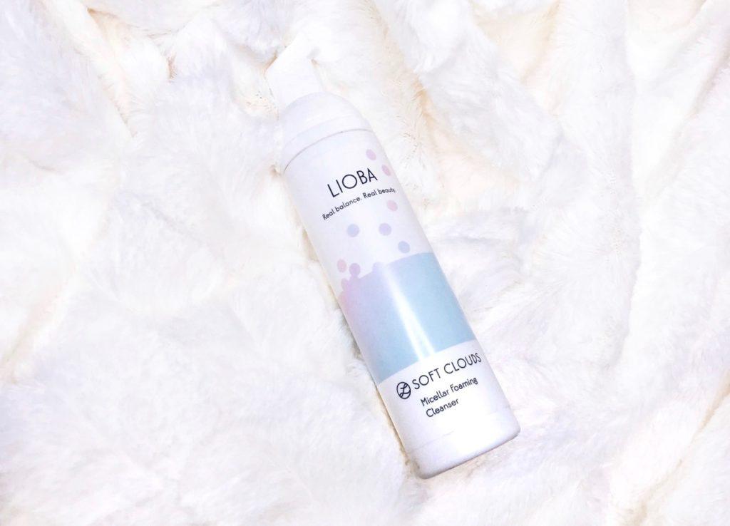 Beauty Favoriten November 2018 - Lioba Soft Clouds Cleanser