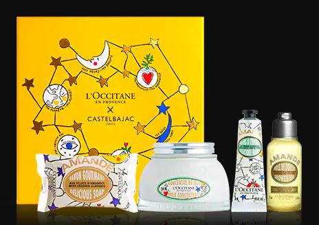 beauty geschenk ideen weihnachten 2018 L'Occitane Geschenkset Mandel