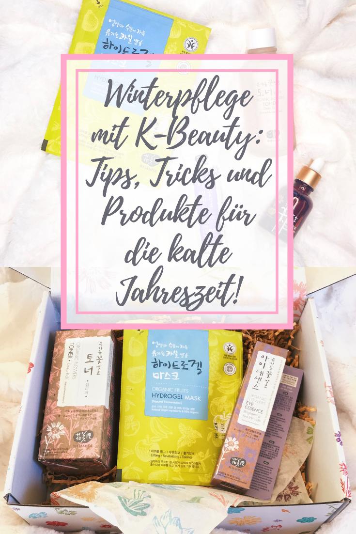 Winterpflege mit K-Beauty: Tips, Tricks, Produkte für die kalte Jahreszeit!