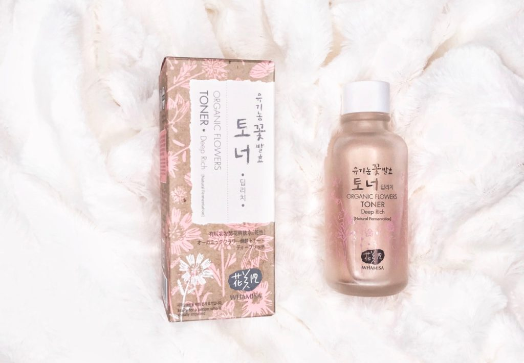 Winterpflege mit K-Beauty: Whamisa Deep Rich Toner