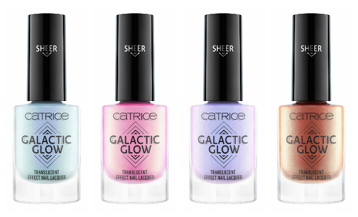 Catrice Sortiments Update Frühjahr 2019: Galactic Glow Nail Lacquer
