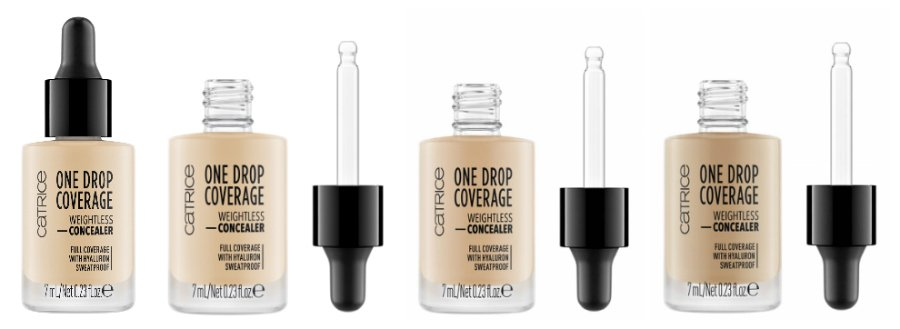 Catrice Sortiments Update Frühjahr 2019 One Drop Coverage Concealer