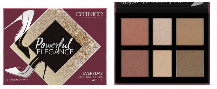 Catrice Sortiments Update Frühjahr 2019: Powerful Elegance Palette