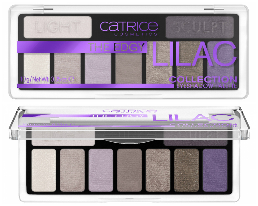 Catrice Sortiments Update Frühjahr 2019: Edgy Lilac Collection